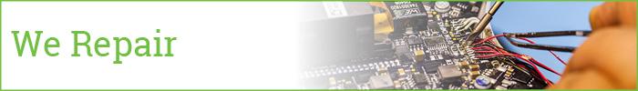 Services - We Repair