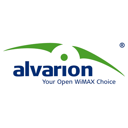 Alvarion Logo telecom equipment
