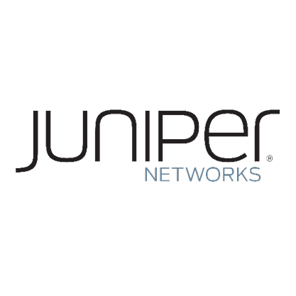 Juniper Networks Logo telecom equipment