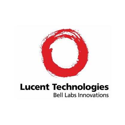 Lucent Technologies Logo telecom equipment