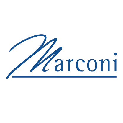 Marconi Logo telecom equipment
