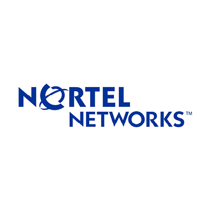 Nortel Logo telecom equipment