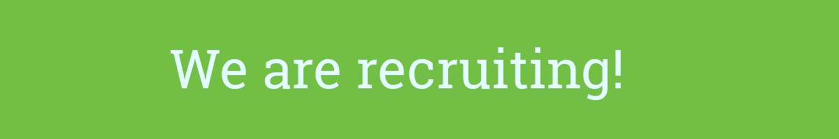 Wearerecruiting
