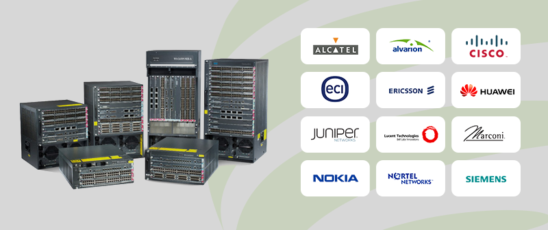 used telecommunications products