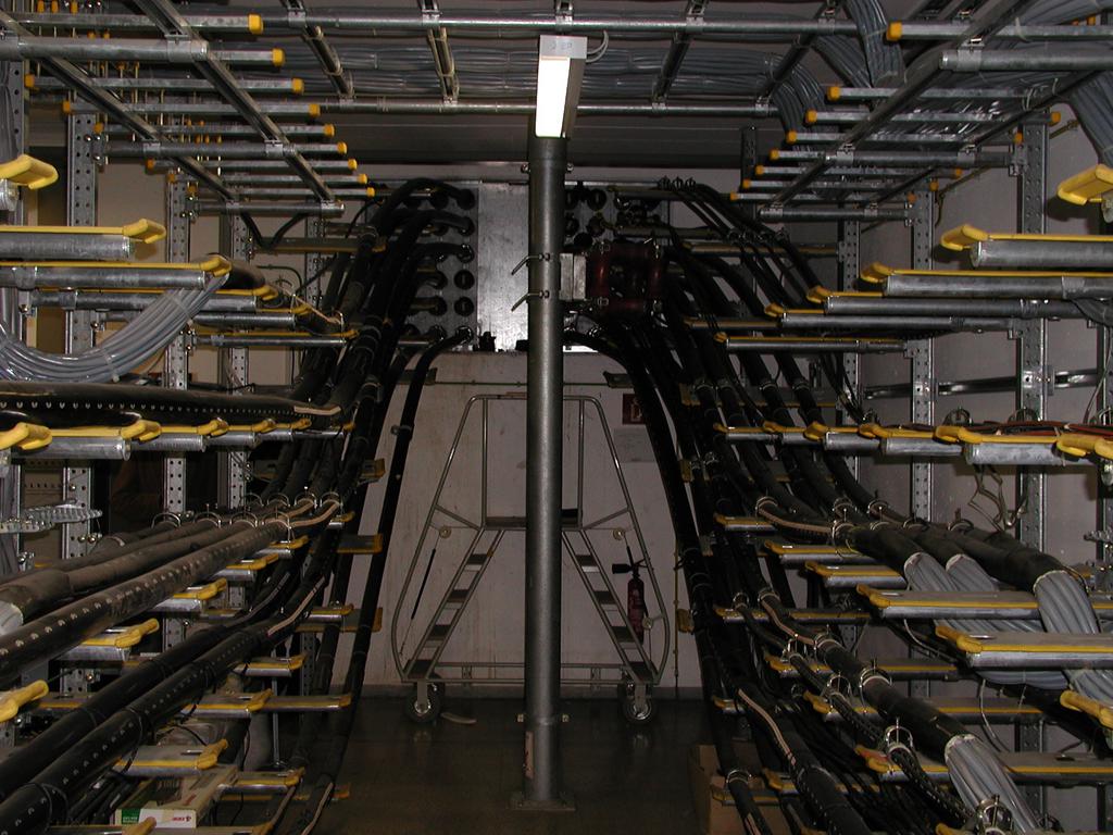 telecoms-cable-vault